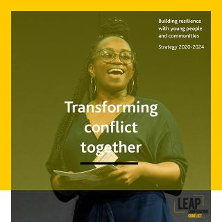 Leap Confronting Conflict 2020-2024 Strategy
