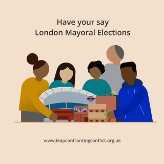 Eleanor Ngai Have your Say Illustration