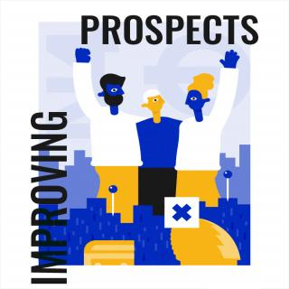 Improving Prospects Two Year Report Cover