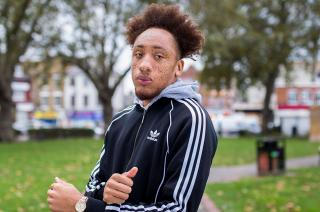 Young ambassador in Tottenham Green